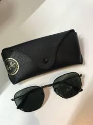 Óculos Rayban Hexagonal - Original