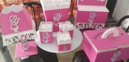 Vendo kit  de higiene semi novo 200 reais