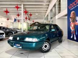SANTANA 1995/1996 2.0 GLI 8V GASOLINA 4P MANUAL