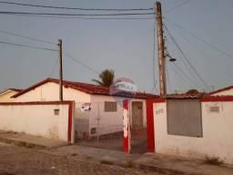 Casa com 2 dormitórios para alugar, 56 m² por R$ 400,00/mês - Jardim Planalto - Parnamirim
