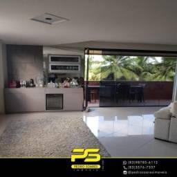 Apartamento com 3 dormitórios à venda, 200 m² por R$ 650.000,00 - Bessa - João Pessoa/PB