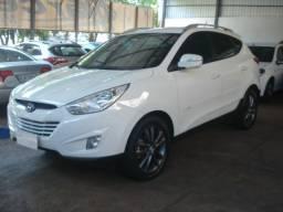 Hyundai / Ix35 2013 Branca Automática Botão Start Completa