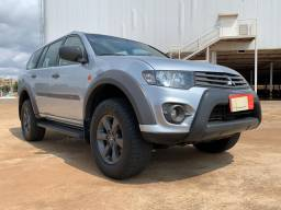 Pajero Dakar Outdoor 3.2 Diesel 4x4 Automática Interior Caramelo