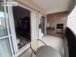 Apartamento com 3 dormitórios à venda, 85 m² por R$ 410.000,00 - Jardim Goiás - Goiânia/GO