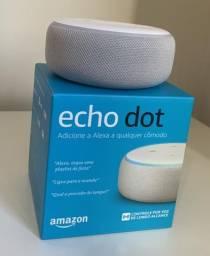 Amazon Echo Dot 3ª Geração Nova comprar usado  Curitiba