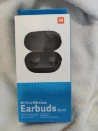 Fones de ouvido sem fio da Xiaomi de alta qualidade. Novo lacrado com garantia e entrega
