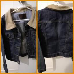 Jaqueta jeans polo wear. ou troca por coisas de casa, usado comprar usado  Contagem