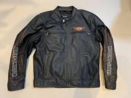 Jaqueta de Couro Harley Davidson Original