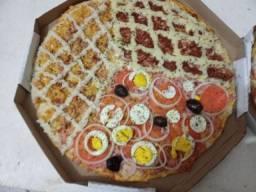 a melhor pizza da suburbana entrega  toda subúrbio até 00 da noite