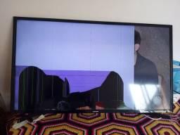 Vendo tv sansung para retirar peças 43 plegadas
