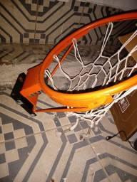 Aro de basquete oficial com mola