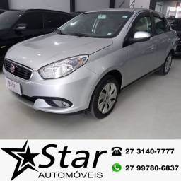 Grand Siena 1.4 Attractive 2018 Com GNV