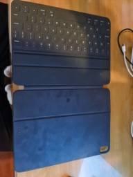Capa Apple para ipad pro 11 pol com teclado
