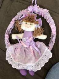 Bonecas para quarto de menina bebê ?