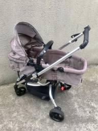 Carrinho de Bebê 3 em 1 - Kiddo