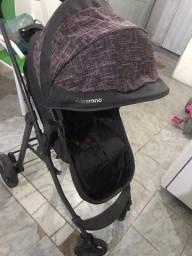 Carrinho de bebê Moisés Galzerano