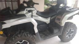 Quadriciclo can nam 1000 edição limited