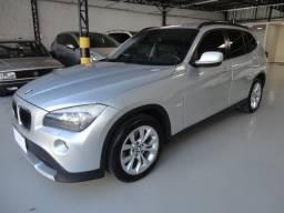 BMW X1 2.0 sDrive18 2011* Prata* Automatica* Manutençao em dia* Pneus Run Flat Novos