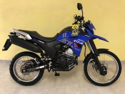 Yamaha Lander 250cc ABS (2020) BlueFlex - Azul, Documentada 2020 !