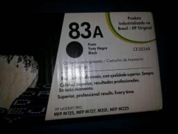 Toner Impressora HP 83A