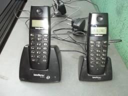 Telefone sem Fio Intelbras com Ramal
