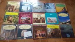 Coleção discos de vinil musica clássica 210 -lps