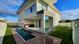 MK - Casa de alto padrão/ 05 suítes/ piscina