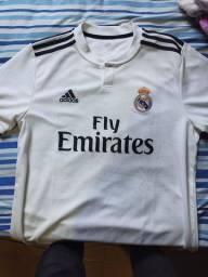 Camisa Real Madrid 2018/2019