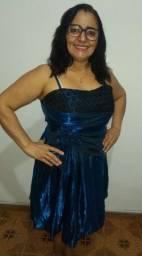 Vestido para ir a festa de casamento, 15 anos etc...