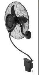 Ventilador Climatizador com umidificador