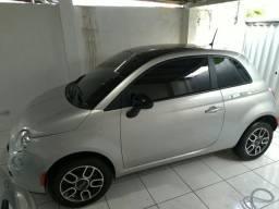 Fiat 500 Cult manual 2012