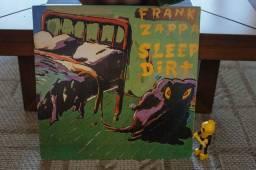 LP (Disco de Vinil) Frank Zappa - Sleep Dirt (1979)