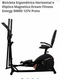 Vendo bicicleta ergométrica + elíptico