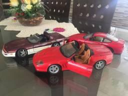 Vendo carros de coleção