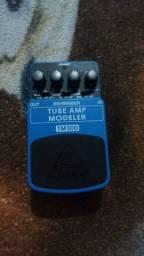 Pedal tube amp