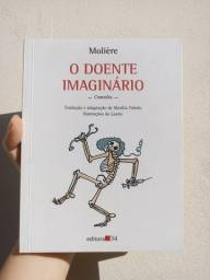 Livro O Doente Imaginário - Molière