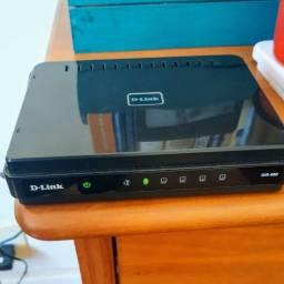 Roteador D-Link DIR-600 - Usado