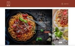 Vendo Marca e Site de Delivery - Comida Italiana - Massa in Box