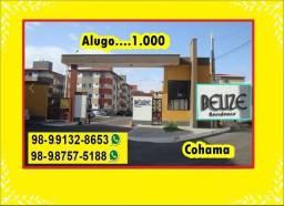 Aluga-se apartamento no condomínio Belize cohama