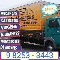 Caminhão de MUDANÇA NO RJ LIGUE JÁ