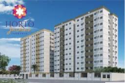 Residencial Horto Jardins- apartamento 2 e 3 quartos-Serraria