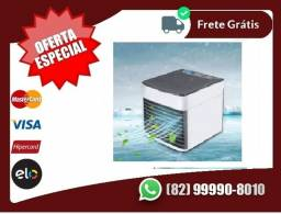 Entregagratis-mini refrigerador de ar portatil