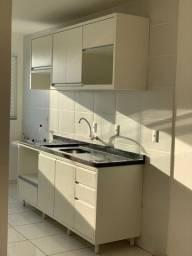 Apartamento de 1 dormitório e área externa no Centro de Itajaí com taxas inclusas