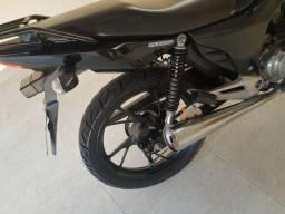 Vendo moto cg150 fan esdi flex .