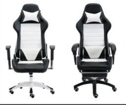 Cadeira Gamer Giratória Reclinável