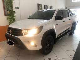 Toyota Hilux Challenge
