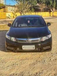 Honda Civic 1.8 Lxs Flex Aut