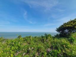 Terreno vista mar em condomínio fechado de alto padrão em Porto Seguro!