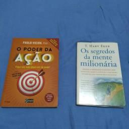 Livros desenvolvimento pessoal, empresário, empreendedor