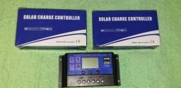 Vendo em Santana dois controlador de cargas  solar * R$: 300 cada